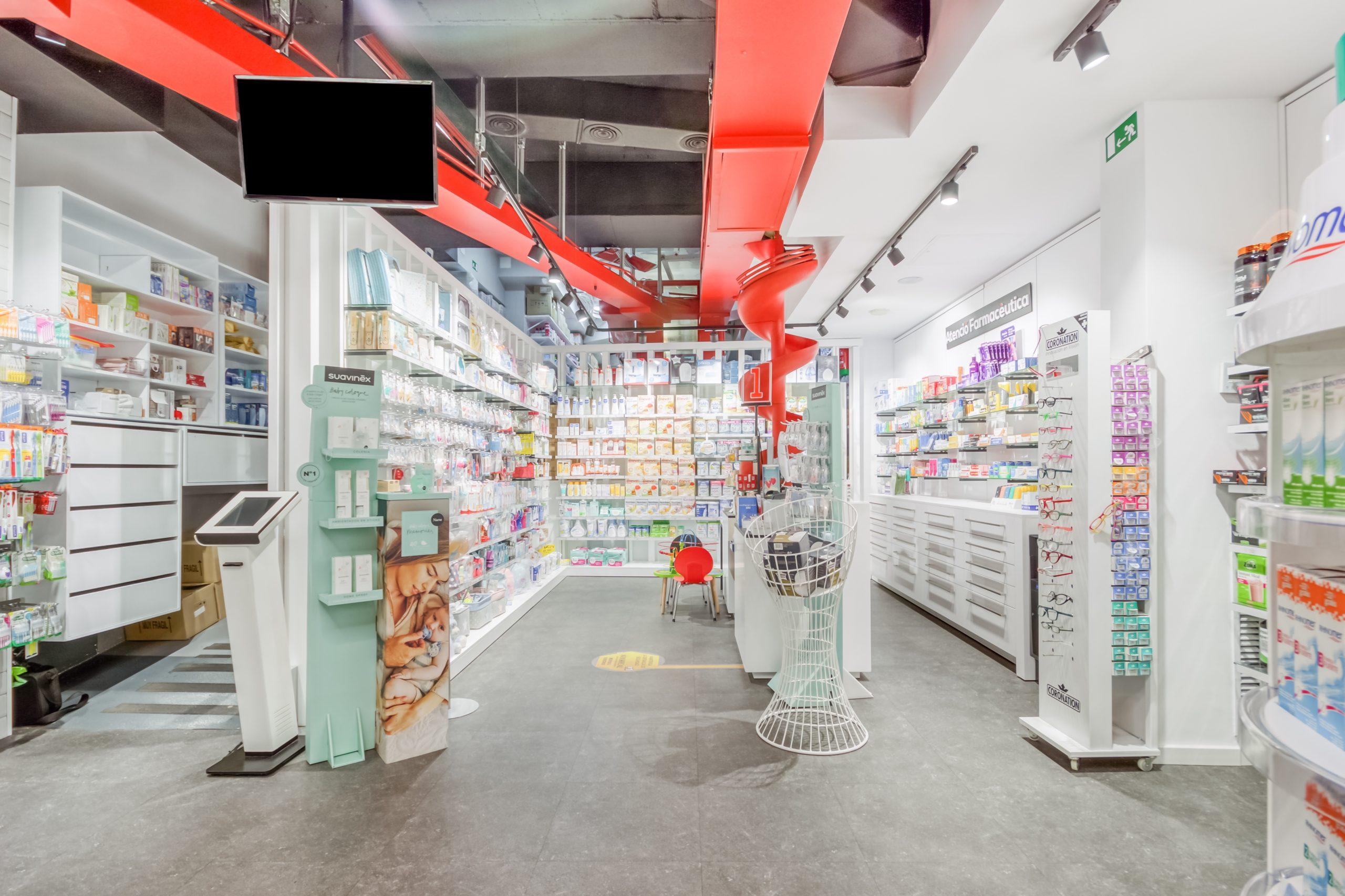 Farmacia L'ESTACIÓ