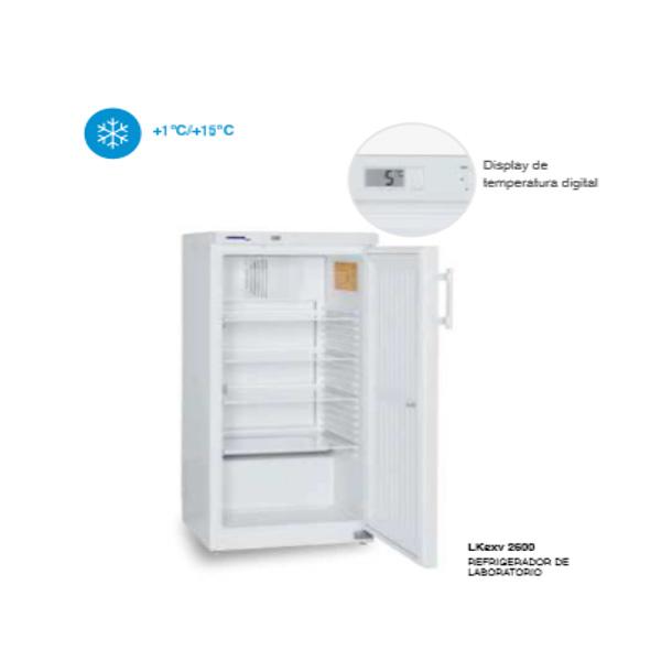 armarios frigoríficos para laboratorio