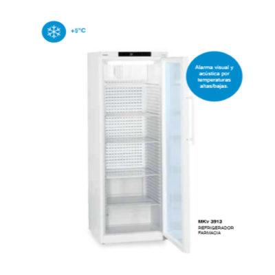 Refriegeradores para farmacias