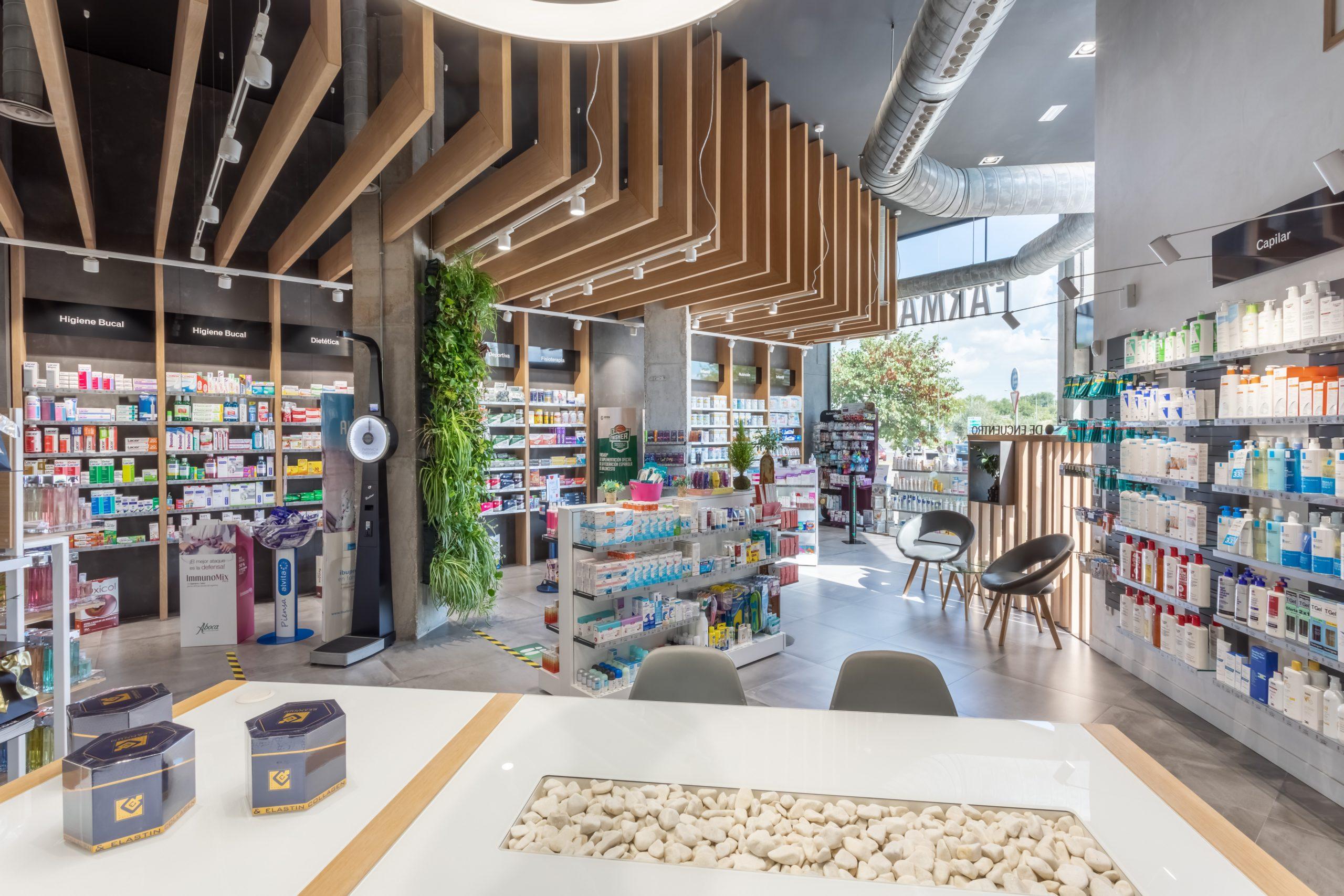 reforma farmacia madrid