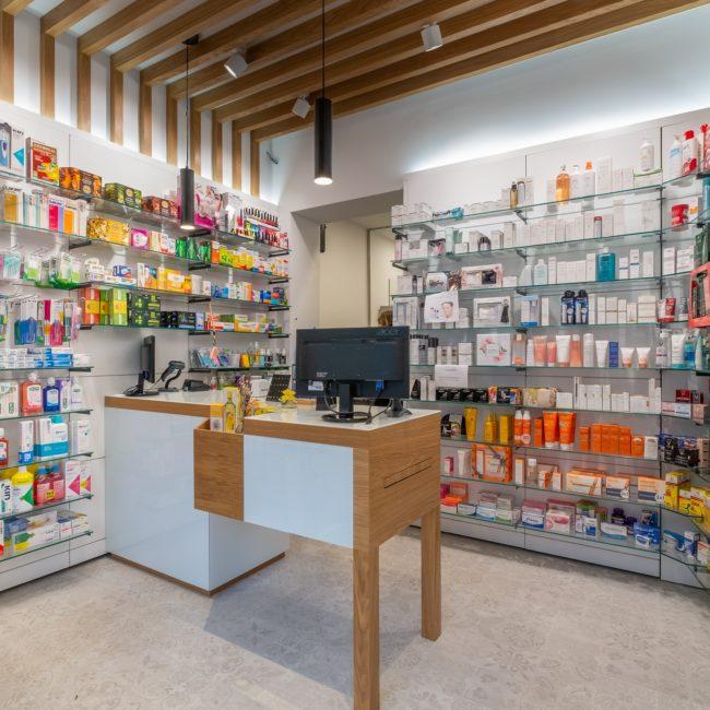 reforma de farmacia madrid